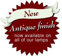 new anitque finish available